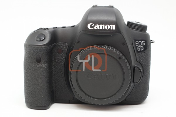 [USED-PUDU] CANON EOS 6D CAMERA 88%LIKE NEW CONDITION SN:061025005187