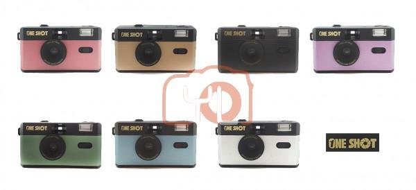 OneShot 31mm F9 Focus Free Film Cameras