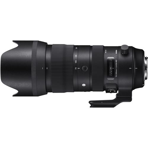 Sigma 70-200mm F2.8 DG OS HSM Sports Lens (Canon)