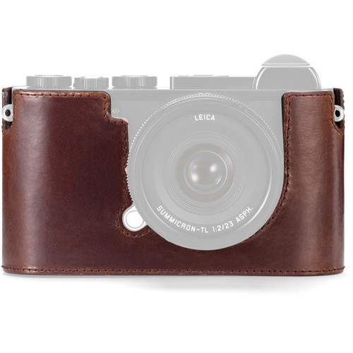 Leica Protector Leather Case for CL - Brown (19525)