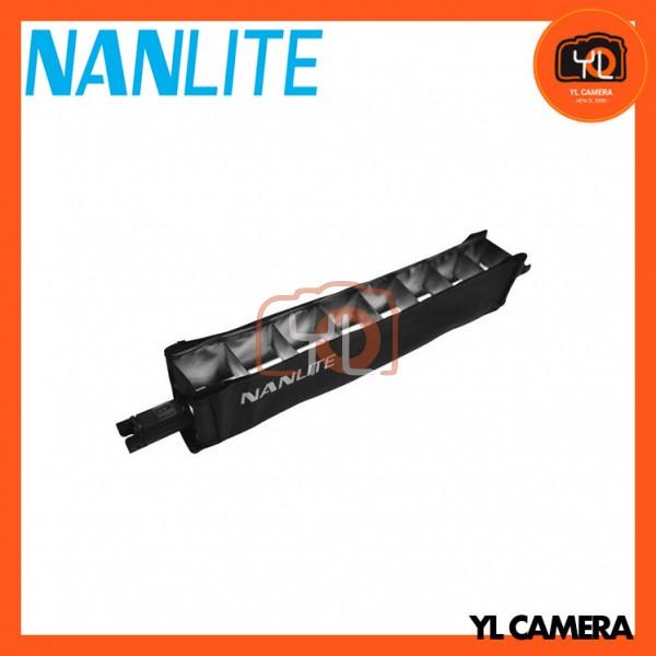 Nanlite BD-PT30C+EC Fabric Barndoors and Grid for PavoTube 30C