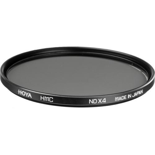 Hoya 55mm HMC NDx4 Screw-in Filter