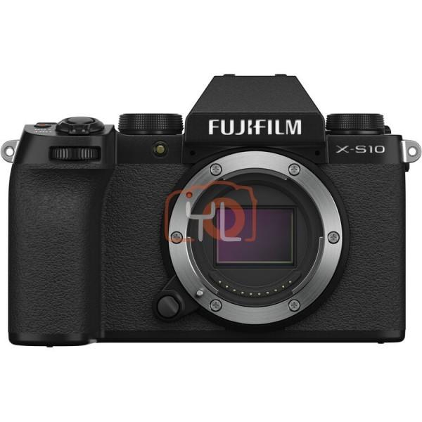 Fujifilm X-S10 - Body (Free 32GB SD Card)