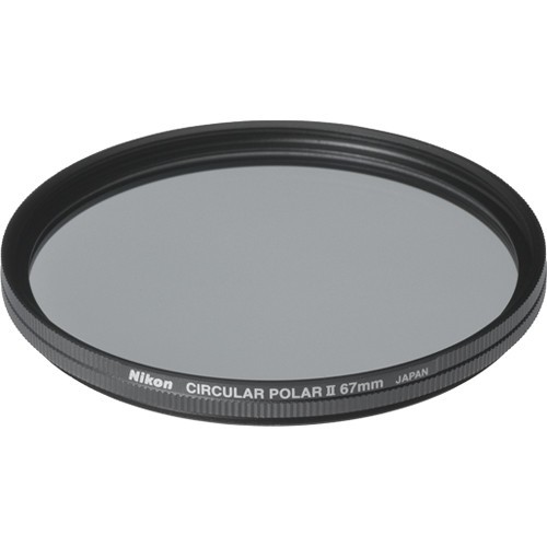 Nikon 67mm Circular Polarizer II Filter