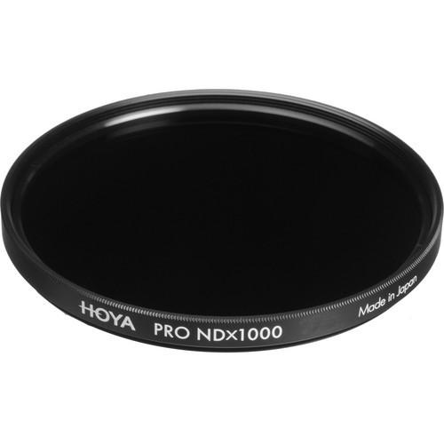 Hoya 55mm ProND1000 3.0 Filter
