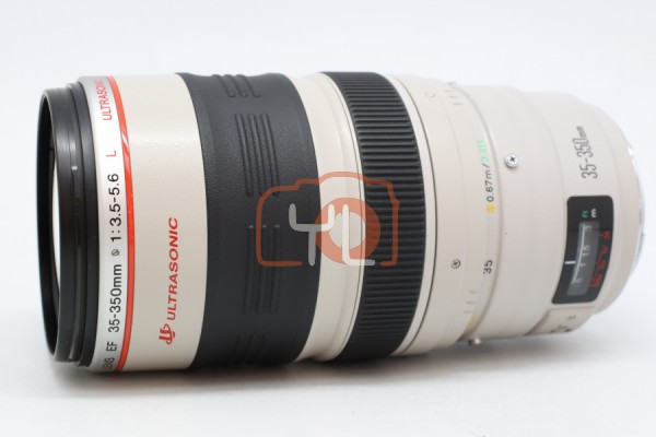 [USED-PUDU] Canon 35-350mm F3.5-5.6 EF L USM 90%LIKE NEW CONDITION SN:34504