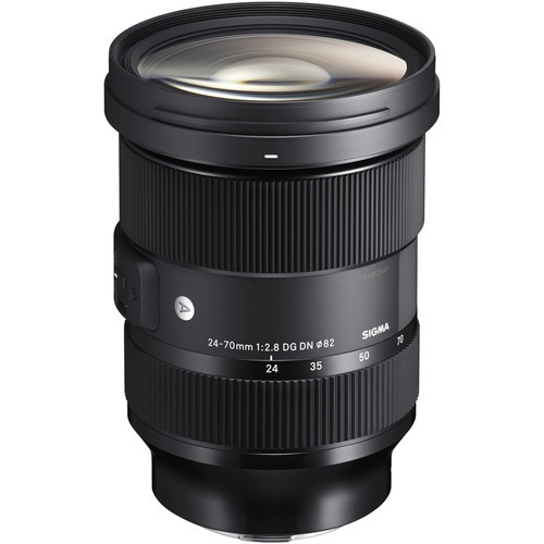 Sigma 24-70mm F2.8 DG DN Art Lens (Panasonic L-Mount)