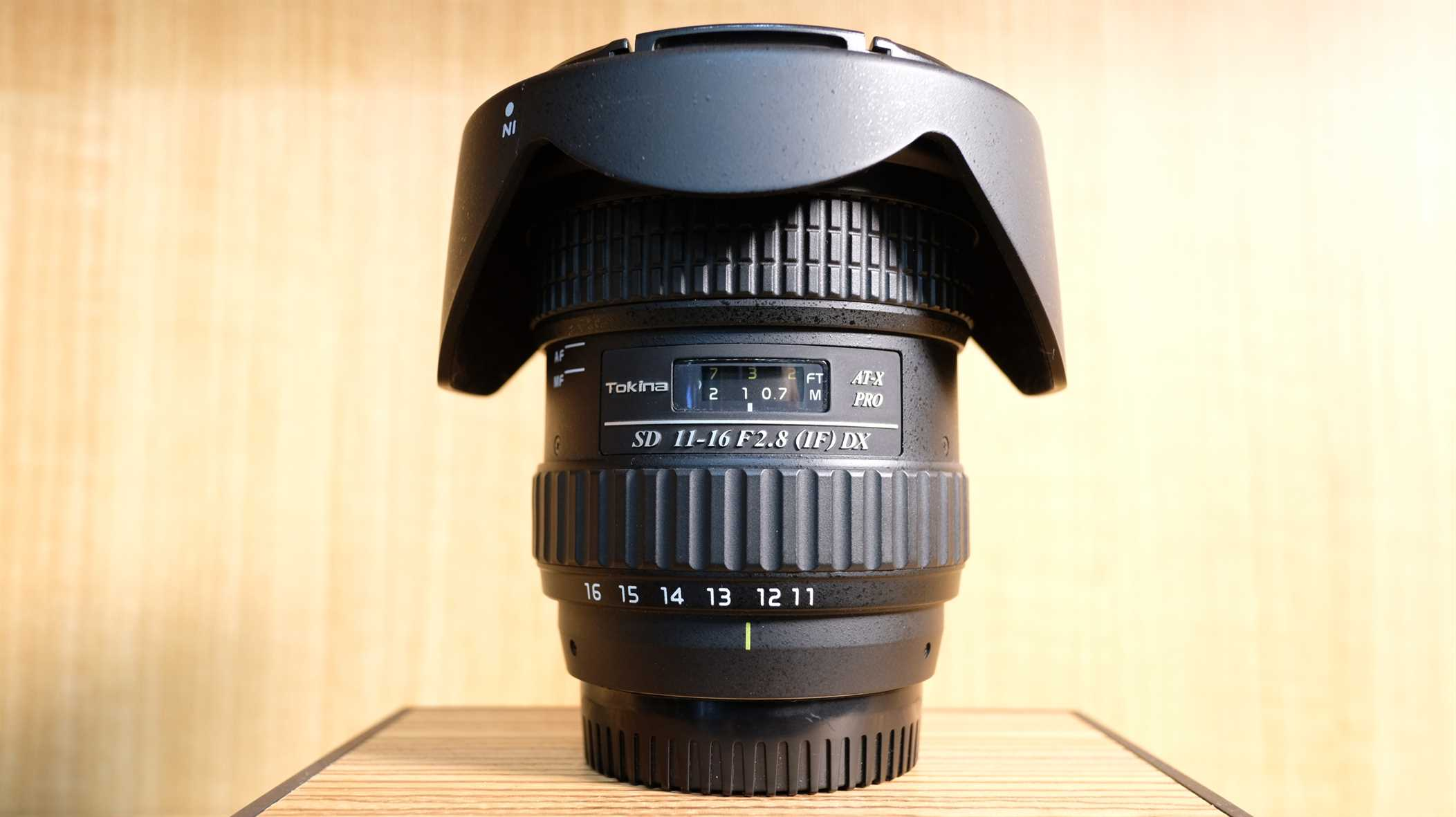 (USED-LOWYAT) Tokina 11-16mm f2.8 AT-X Pro DX for Nikon V1 ,95% LIKE NEW,S/N;82H5208