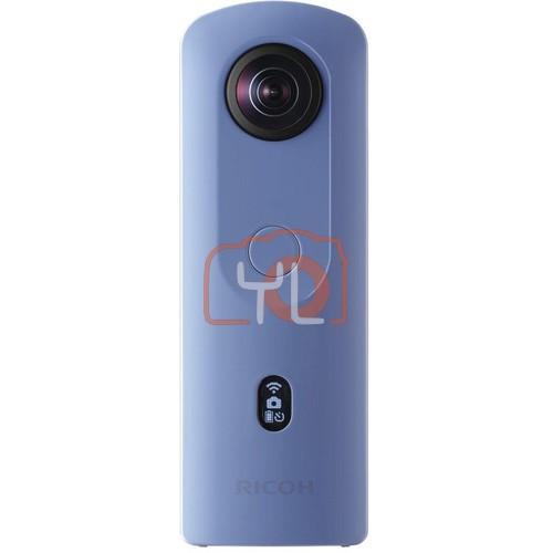 Ricoh THETA SC2 4K 360 Spherical Camera (Blue)