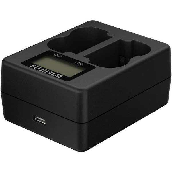 Fujifilm BC-W235 Dual Battery Charger For NP-W235