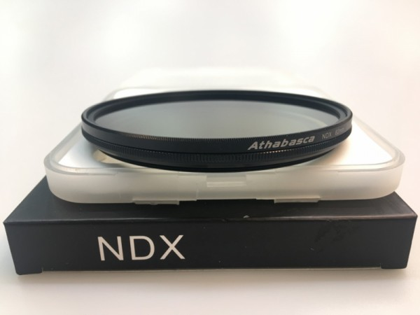 Athabasca 55mm NDX Variable Neutral Density Filter