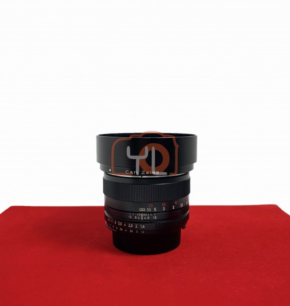 [USED-PJ33] Zeiss 50MM F1.4 Plannar T* ZF.2 (Nikon), 85% Like New Condition (S/N:15774474)