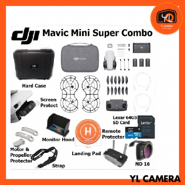 DJI Mavic Mini Super Combo