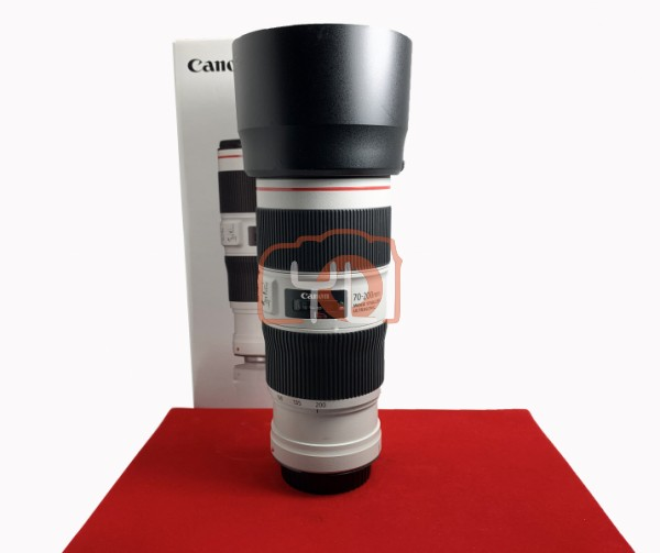 [USED-PJ33]  Canon 70-200MM F4 L IS II EF USM, 95% Like New Condition (S/N:6613002351)