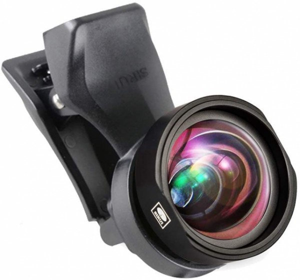 Sirui 18mm Wide Angle Lens Kit For Smartphone (Free CPL)