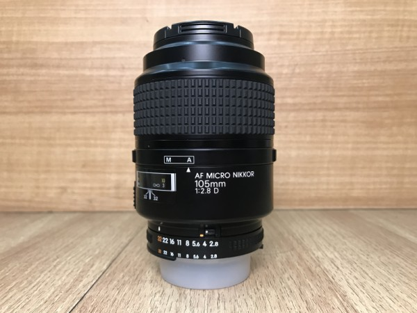 [USED @ YL LOW YAT]-Nikon 105mm F2.8 AFD Micro Lens,90% Condition Like New,S/N:3402595