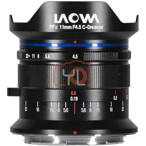 Laowa 11mm F4.5 FF RL (Canon RF)