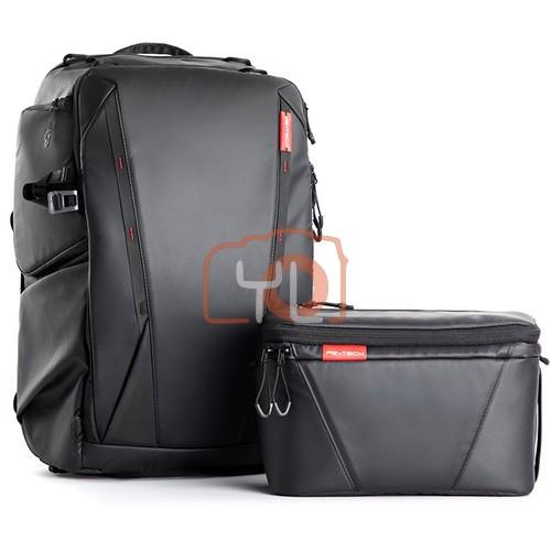 PGYTECH OneMo Backpack 25L & Shoulder Bag (Twilight Black)