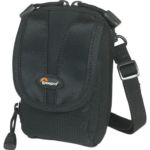 Lowepro Rezo 50 Compact Camera Pouch (Black)