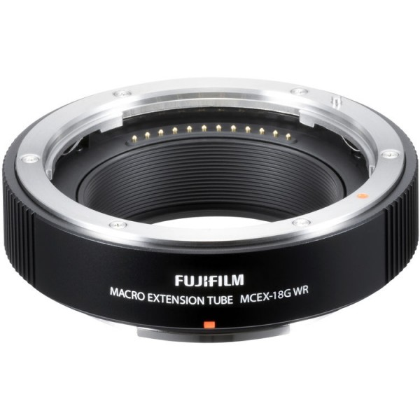 (Pre-Order) Fujifilm MCEX-18G WR Macro Extension Tube for GFX