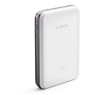 Canon Mini Mobile Photo Printer (Slate Gray)
