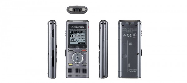 Olympus WS-832 Voice Recorder Digital Notetaker  - 4Gb