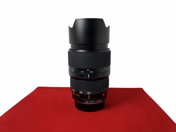 [USED-PJ33]  Leica 28-90MM F2.8-4.5 Vario-Elmarit R ASPH ROM, 95% Like New Condition (S/N:3974351)