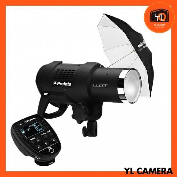 (FlashPWP) Profoto D2 1000 Air TTL Monolight - PWP Package C