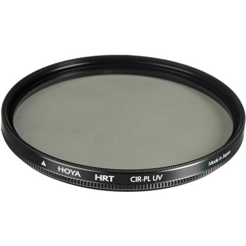Hoya 55mm HRT Circular-Polarizer UV Filter