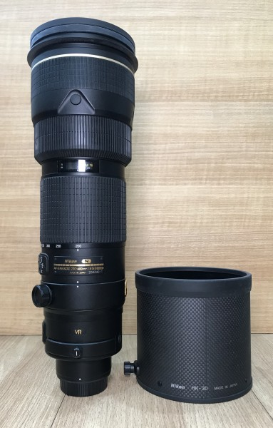 [USED @ YL LOW YAT]-Nikon AF-S 200-400mm F4 G VR II ED N Nikkor Lens,95% Condition Like New,S/N:208340