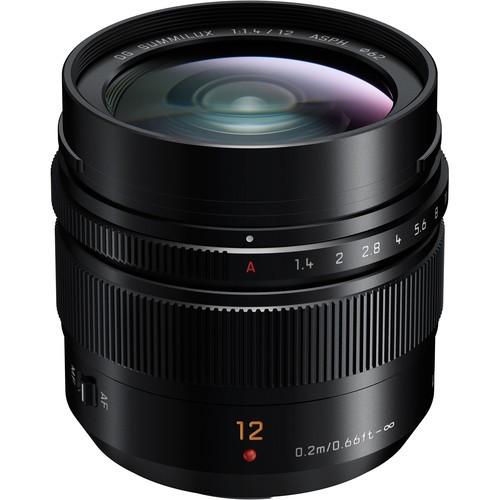 Panasonic Leica 12mm F1.4 DG Summilux ASPH. (H-X012E)