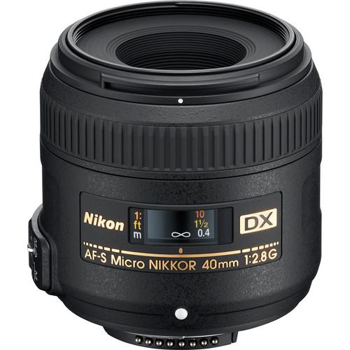 Nikon DX 40mm F2.8G AF-S DX Micro