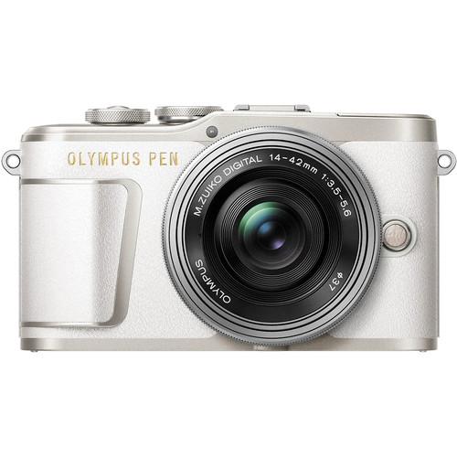 (RAYA PROMO) Olympus E-PL9 +  M.Zuiko 14-42mm EZ (White) [Free M.Zuiko 45mm F1.8]