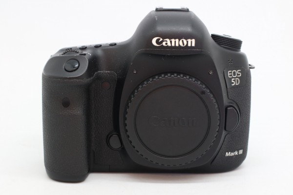 [USED-PUDU] CANON EOS 5D MARK III CAMERA 85%LIKE NEW CONDITION SN:208020007388 (Shutter Counter:108k)