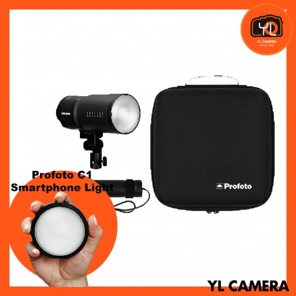 (FlashDEAL) Profoto B10 Plus AirTTL Flash Head W/ C1 Smartphone Studio Light