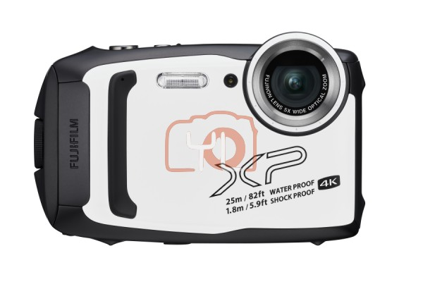 Fujifilm FinePix XP140 Digital Camera - White (Free 32GB SD Card)