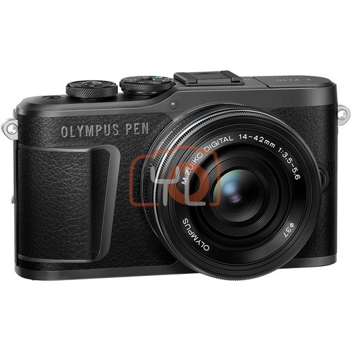 Olympus E-PL10 + M.Zuiko Digital ED 14-42mm f/3.5-5.6 EZ (Black)