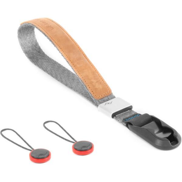(Promotion) Peak Design Cuff Camera Wrist Strap (Ash)