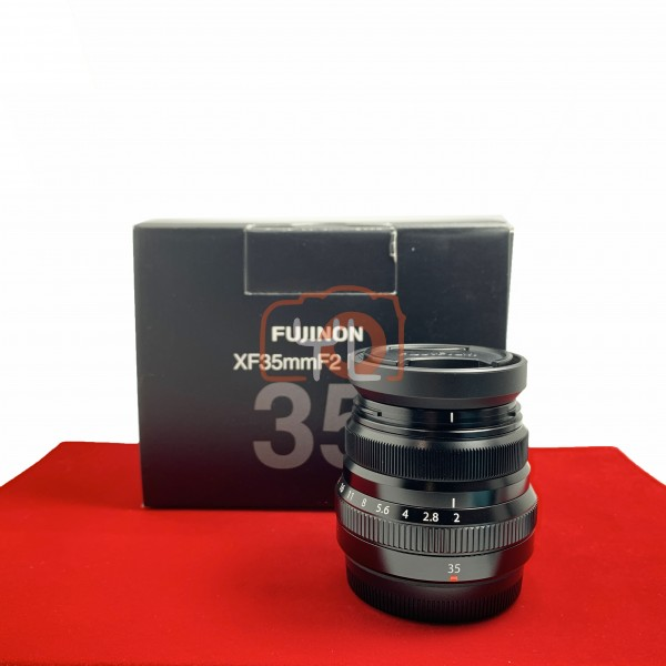 [USED-PJ33] Fujifilm 35mm F2 R WR XF, 95% Like New Condition (S/N:9CA17882)