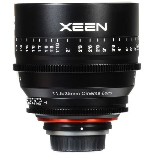 Samyang Xeen 35mm T1.5 Lens for Canon EF Mount