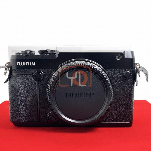 [USED-PJ33] Fujifilm GFX 50R Medium Format Mirrorless Camera, 95% Like New Condition (S/N:84052716)
