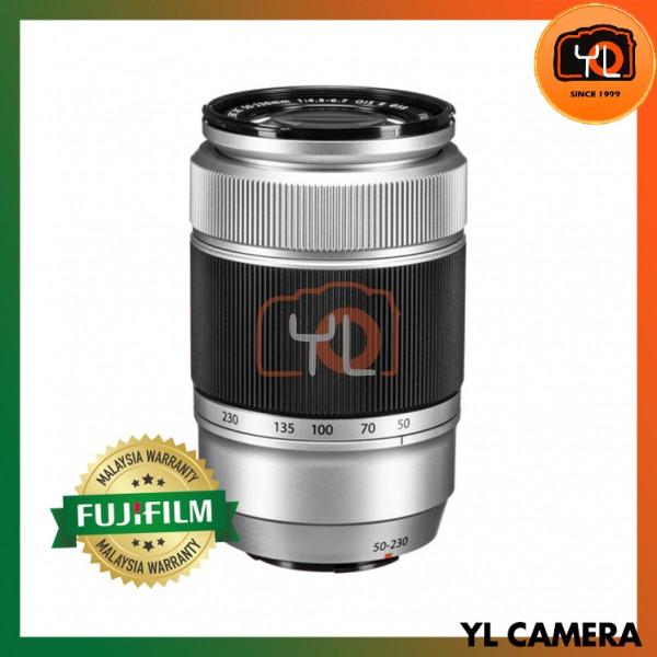 Fujifilm XC 50-230mm F4.5-6.7 OIS II (Silver)