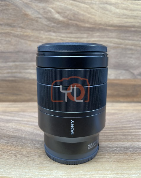 [USED @ YL LOW YAT]-Sony 24-70mm F4 FE ZA OSS Lens,90% Condition Like New,S/N:0465655