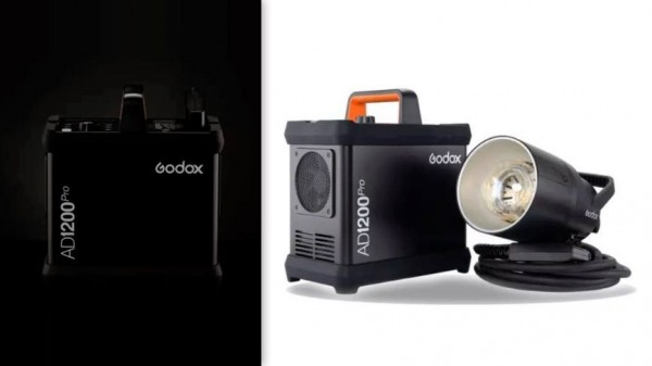 (Pre-Order) Godox AD1200Pro Battery Powered Flash System