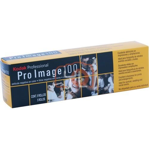Kodak Pro Image 100 135 Film - 5 Rolls