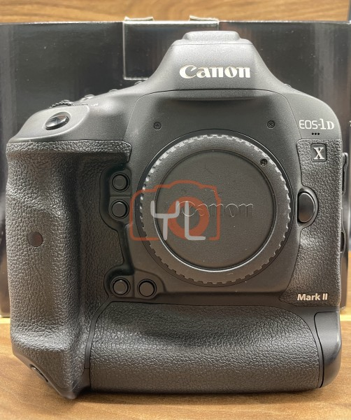 [USED @ YL LOW YAT]-Canon EOS 1DX Mark II Camera Body [shutter count 130k],80% Condition Like New,S/N:038011000251