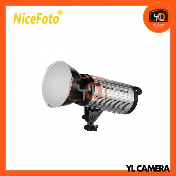 NiceFoto LED-1500B II Daylight LED Video Light