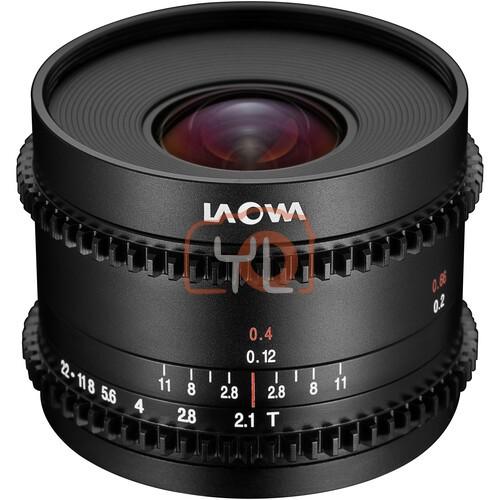 Laowa 7.5mm T2.1 Cine Lens