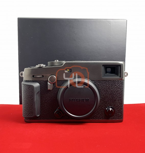 [USED-PJ33] Fujifilm X-PRO 3 Body (Dura Black), 95% Like New Condition (S/N:94033091)