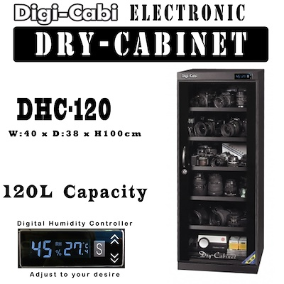 Digicabi DHC-120 Dry Cabinet